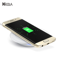 2015 new factory qi wireless charger wholesale cell phone accessory for all smart phones