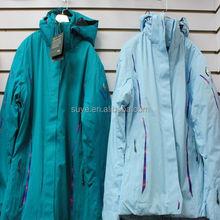 waterproof breathable jacket/china custom band jackets