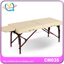 Hot sale! Luxury massage table with square corners