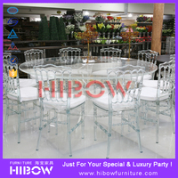Fireproof Tables and Chairs for Wedding Napoleon Chair for Wedding