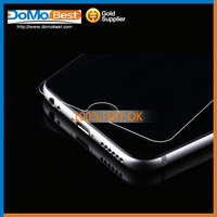 Double side,9H 2.5D round edge 0.3mm asahi tempered glass screen protector for Iphone 6