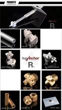 SupAnchor R51 anchor hole drilling rod screw thread steel bar
