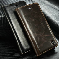 CaseMe Wallet pu leather Case for iPhone 6s