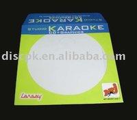 CD/DVD Paper Sleeve,CD Paper Bag,CD Envelope
