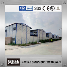 Perfect design modular prefabricated house K type for labour