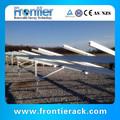 pv solar sistema de montaje proveedor con el precio competitivo