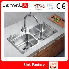 Jomola fiberglass kitchen sink JD-8145