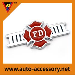 how to make custom car emblems and badges