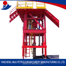 2015 snubbing BOP units single ram bop factory hot sale blowout preventer