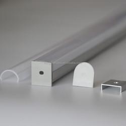 led pendant light aluminum frame