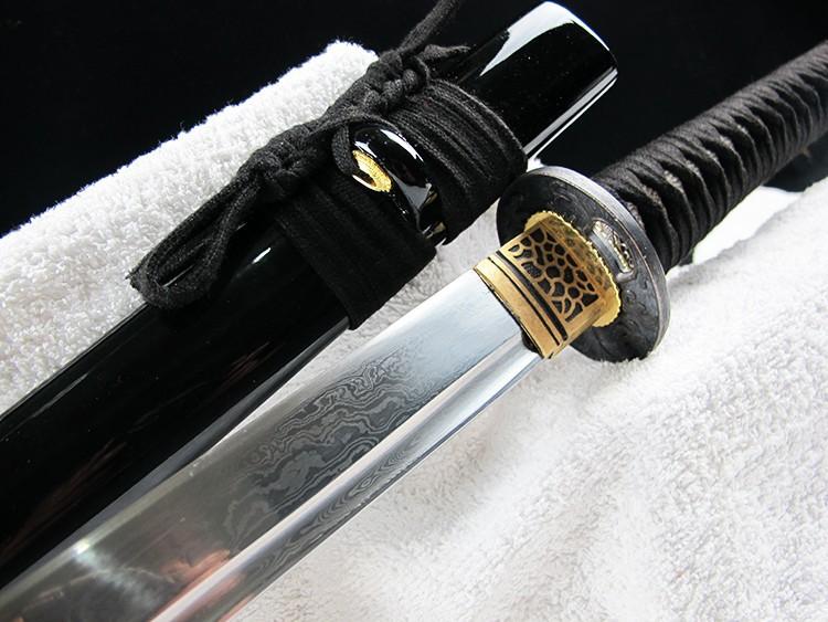 Товары для ручных поделок Huaguang art sword 58HRC D001