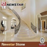 Newstar interior marble stair design for house