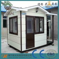 durable sentry box shed, sentry box, toll booth made in china