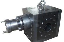 Positive displacement melt gear pump price