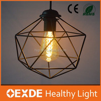 Fashion CE approved Victoria metal modern art lamp Pendant Chandelier Light