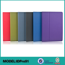Universal Waterproof Heat Resistant Cover For iPad Pro 12.9 PU Case