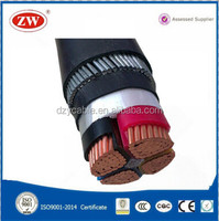 Low Voltage 300 240 185 sq mm Power Cables with Armor