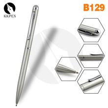 SHIBELL top selling products 2015 hotel metal twist ball pen slim