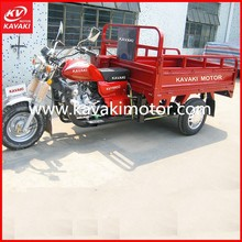 china supply super gasoline power non electric 3 wheeler