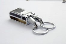 Promotion Key Chain Ring Holder Fob