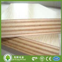 melamine plywood for bedroom furniture and kitchen cabinet