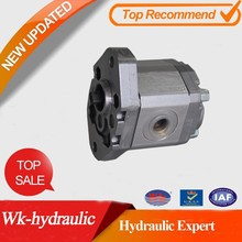 Hydraulic gear pump price very low of WK-Hydraulic P/N:WKP0.5A1** interchangeably Marzocchi P/N:K 0.25D***
