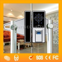 Simple Use Keypad Operation Password Finger Print Door locks for Glass Doors (HF-GL801 )