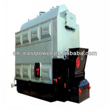 Single Drum Wood Waste Fired Hot Water steam wood fired biomass Boiler