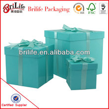 High Quality Cardboard paper gift box for toy Wholesale In Shanghai