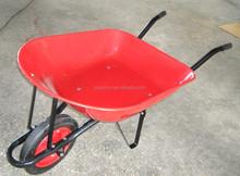 metal tray concrete electric wheelbarrow hub motor