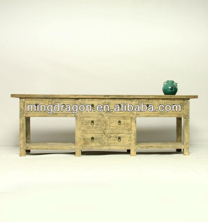 Telefone Loja Artesanato Barros ~ Chino antiguo Vintage reciclado muebles de madera maciza, Aparador Armarios de madera