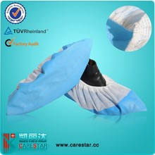 great choice for surgical use waterproof disposable cpe shoe cover