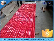 Coated Galvalume corrugated Roofing Sheet