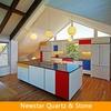 Quartz Stone Black Kitchen Worktops Fashion Designs