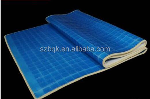Cooling Gel Round Bed Mattress Customization Gel Memory