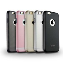 4.7 Inch 5.5 Inch Hot Sale Popular Luxury Silicone Soft Plastic Carbon Fiber For iPhone Case