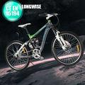 "26 "" bicicleta eléctrica / bicicletas eléctricas con certificado CE"