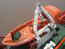 CCS, BV,EC,ABS Approved Inboard Water-jet Diesel Engine Propelled Fast Rescue Boat