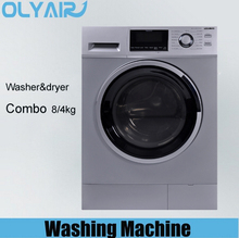 Olyair 8/4kg LED display washer dryer, washer dryer combo, washer dryer machine