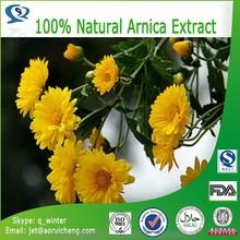 100% Natural Arnica Extract/ Arnica Montana Flower Extract