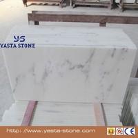 Tiles Slabs Italian White Calacatta Marble