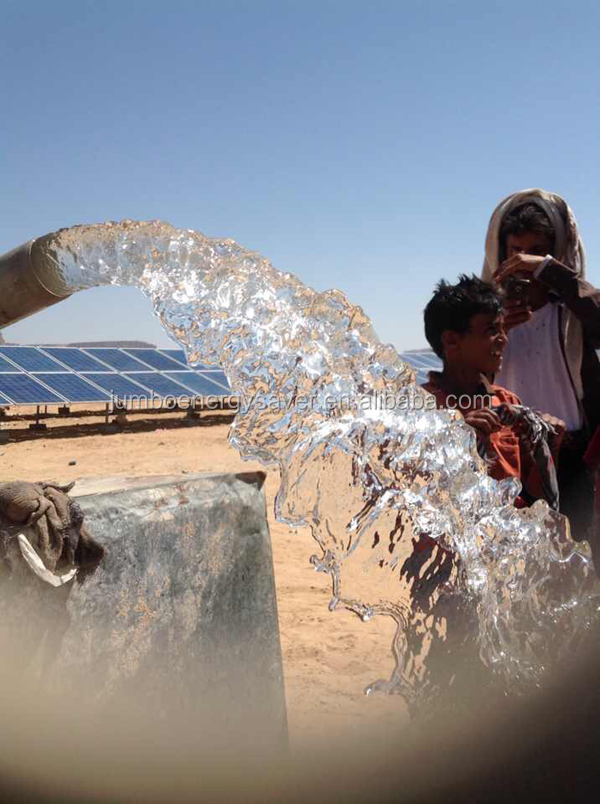 solar pump inverter installation references (2)