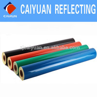 CY Engineering Grade Reflective Sheeting Tape Stick Adhensive Film Tape Reflecting