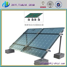 New energy solar panel system & stand for solar panel made in China