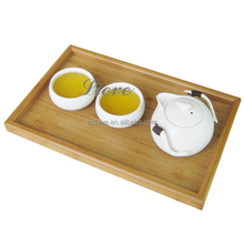 Eco-friendly Bamboo Simple Design Tea Tray