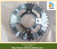 Factory Price Chain Sprocket for Suzuki Motorcycle
