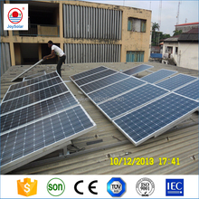 10 kwh battery solar module system