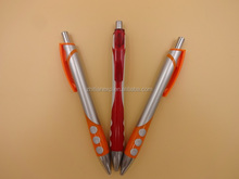 double injection plastic ball pen