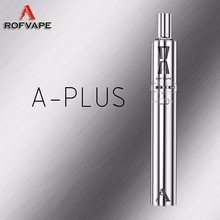 New electronic products variable voltage huge vapor 3000mah Rofvape A Plus vaporizer pipe kit exceed ego 1300mah battery e cig