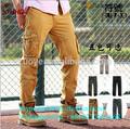 los hombres hecho en china cómodo nivel superior más vendido para hombre pantalones de jogging